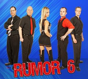 Rumor 6 @ Emerald Queen Casino I-5 @ Emerald Queen Casino | Tacoma | Washington | United States