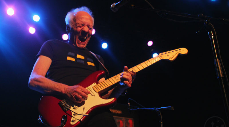 Guitar Legend Robin Trower Returns to Seattle on May 17, 2019