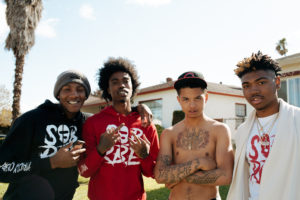 "SOB X RBE ""THE YHUNG WILD NATION TOUR"" @ CHOP SUEY Young Pinch, OMB Peezy, Lil Sheik On JULY 24 @ Chop Suey 