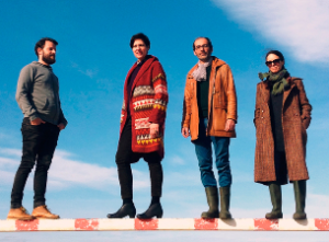 Lætitia Sadier Source Ensemble On Aug 23 @ The sunset Tavern | Seattle | Washington | United States