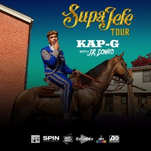 "KAP G + J.R. DONATO ""SUPAJEFE TOUR"" Priceless Da Roc, Paper Paulk, Shawn Parker On JULY 27 @ The Crocodile 