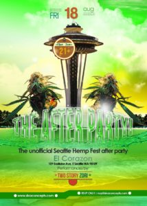 DJ Pryme Tyme, DJ E Stylez, DJ Chinky Eyes On Aug 18,, @ El Corazon | Seattle | Washington | United States