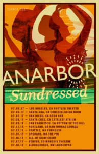 Anarbor Sundressed, Beneath The Spin Light, Moments On July 13 @ Funhouse | Seattle | Washington | United States