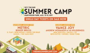 107.7 The End's Summer Camp 2017