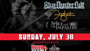 KZOK Presents Blue Oyster Cult, Foghat and Spike & The Impalers @ Tulalip Amphitheatre at the Tulalip Resort Casino | Tulalip | Washington | United States