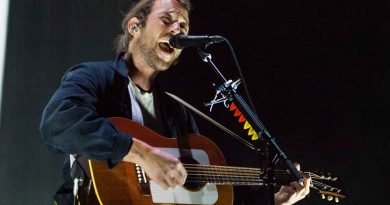 Concert Review: Fleet Foxes at the Paramount