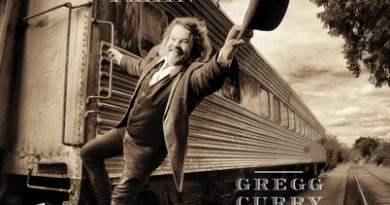 Review: Gregg Curry & Ragged Glory – 'Last Train'