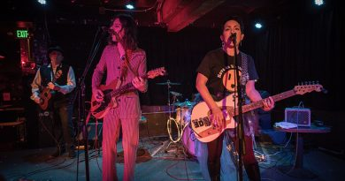 Concert Review: Elettrodomestico & Dot Comet at Sunset Tavern