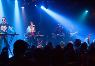 Concert Review: French psych-punk rockers La Femme delight Crocodile crowd