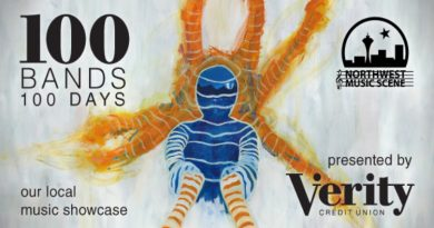 100 Bands in 100 Days Presented by Verity Credit Union — Day 100: WOODSHED