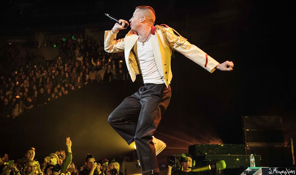 Pacific Northwest Credit Union >> Concert Review: Macklemore Creates Memorable Night at Key ...