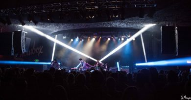 Review: Wolf Parade Return to Seattle for Enthusiastic Showbox Performance