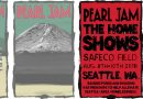 It's Official! Pearl Jam to play Safeco Field August  8 & 10