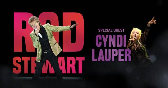 Music superstars Rod Stewart and Cyndi Lauper to perform in Louisville