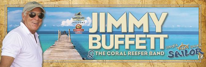 Jimmy Buffett and the Coral Reefer Band to Play KeyArena June 23