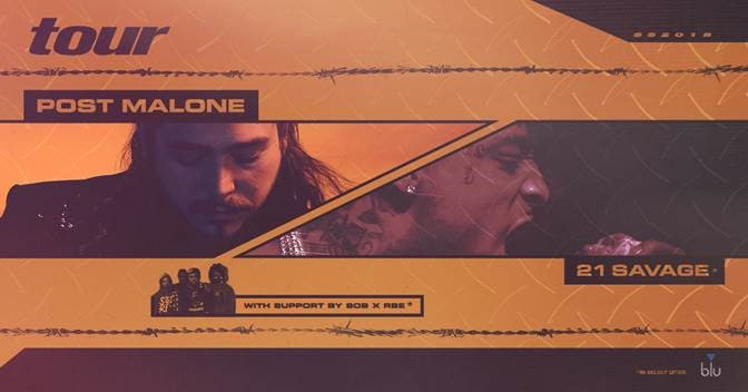Post Malone to Make Three Northwest Stops on North American Tour