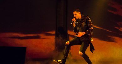 Concert Review: G-Eazy, Trippie Redd, Phora, Anthony Russo deliver the energy at ShoWare Center