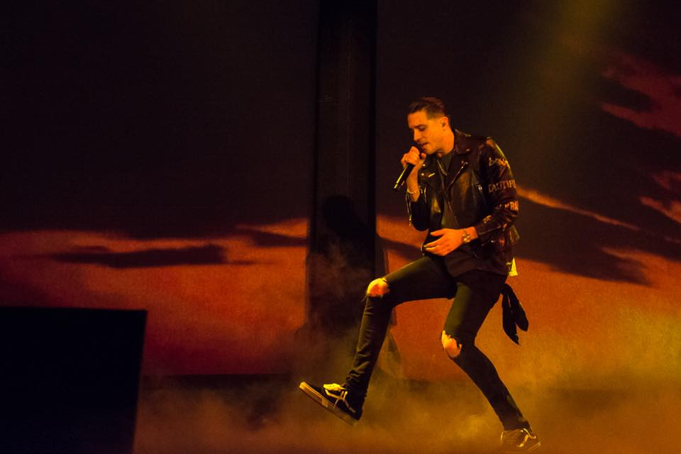 Concert Review: G-Eazy, Trippie Redd, Phora, Anthony Russo