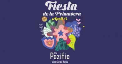 Fiesta de la Primavera on April 6 at the Fremont Abbey