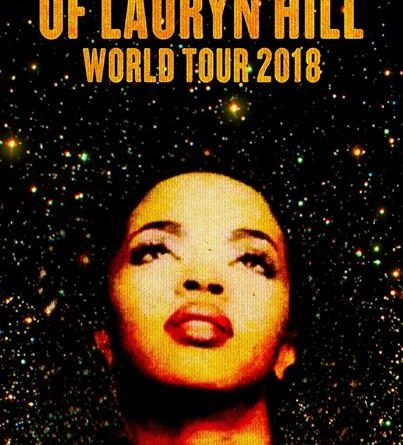 Ms. Lauryn Hill coming to ShoWare Center in Kent on September 15