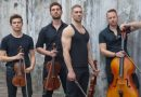 Well-Strung Coming to Neptune Theatre on June 10th
