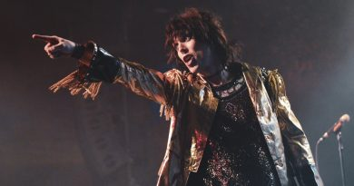 Review: The Struts Bring Bombast and Theatrics to the Showbox