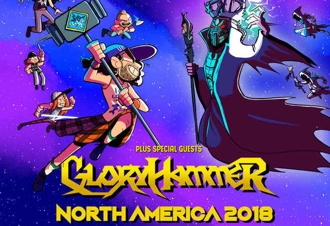 Alestorm Bringing Pirate Metal to Seattle at El Corazon on September 17th with Gloryhammer