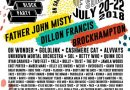 Capitol Hill Block Party Announces Full 2018 Lineup and Schedule