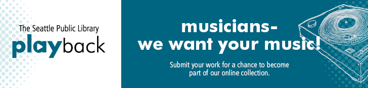 Playback: Submission Period Opens June 3 for The Seattle Public