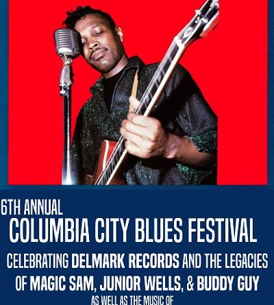 The 6th Annual Columbia City Blues Festival at the Royal