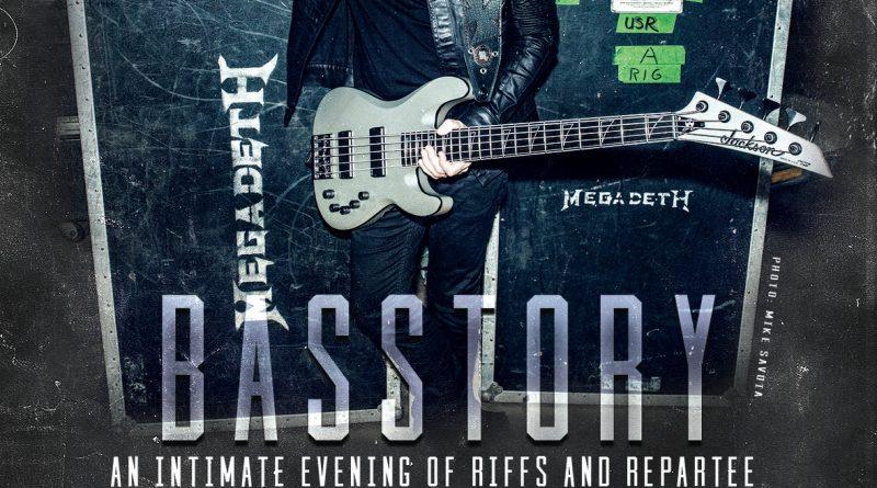 Megadeth Bassist David Ellefson bringing BASSTORY tour to Fife, Spokane, & Portland in September