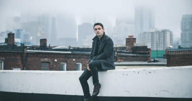Joshua Hyslop playing several Northwest dates in October & November