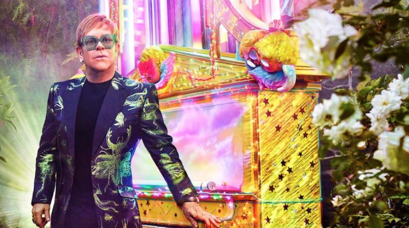 Elton John's Farewell ...