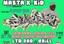 Masta X-Kid's Starduster Tour coming to LTD Bar & Grill on October 20th