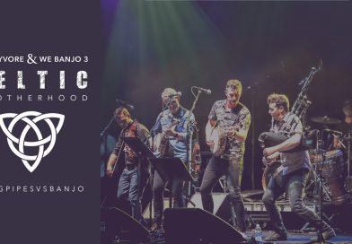 We Banjo 3 and Skerryvore to bring Celtic Brotherhood Tour to Portland's Newmark Theatre on October 14th