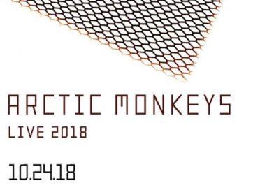 Arctic Moneys to play Portland's Veterans Memorial Coliseum this October 24th