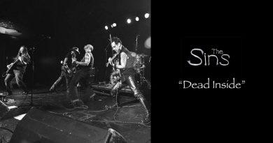 """PREMIERE: Listen to """"Dead Inside"""" by The Sins"""