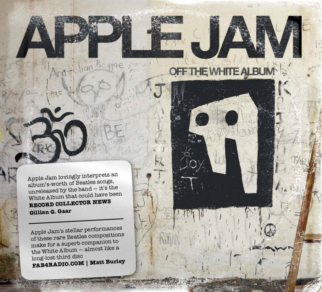 Review Apple Jam Serves Up White Album Outtakes