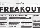 Freakout Fest set to take over Ballard on November 16 – 17