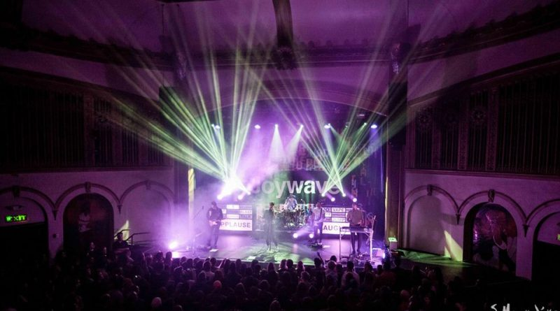 Concert Review: Donna Missal, Sir Sly and Joywave impress at Neptune Theatre