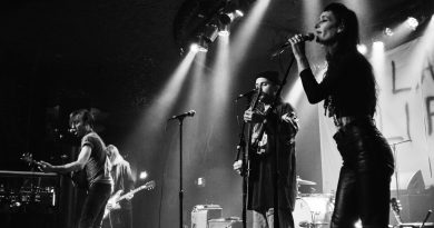 Review: Black Lips and Iceage Bring Explosions to The Showbox