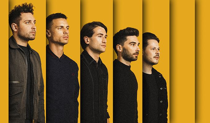 You Me At Six to Bring Uplifting Pop Punk to Chop Suey on