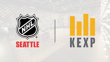 NHL Seattle Announces KEXP as Official Music Partner