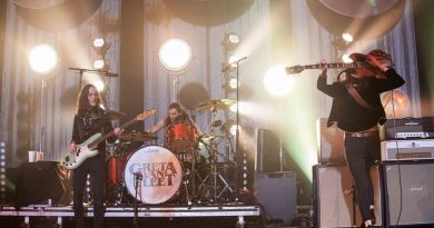 Review: Greta Van Fleet brings the rock to the Paramount