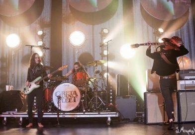 Review: Greta Van Fleet brings the rock to the Paramount