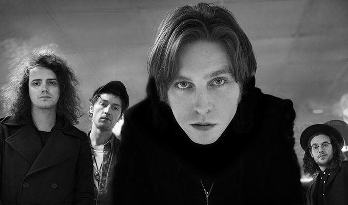 Catfish and the Bottlemen Coming to Showbox SoDo on March 26th