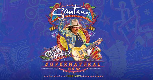 Santana and The Doobie Brothers to play White River Amphitheatre on June 29