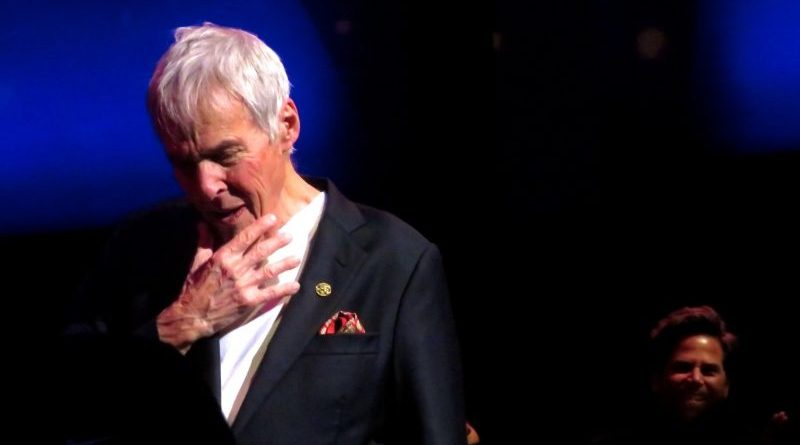 Concert Review: Burt Bacharach delights Benaroya Hall crowd