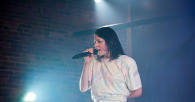 Concert Review: K.Flay delivers intense set at Columbia City Theater