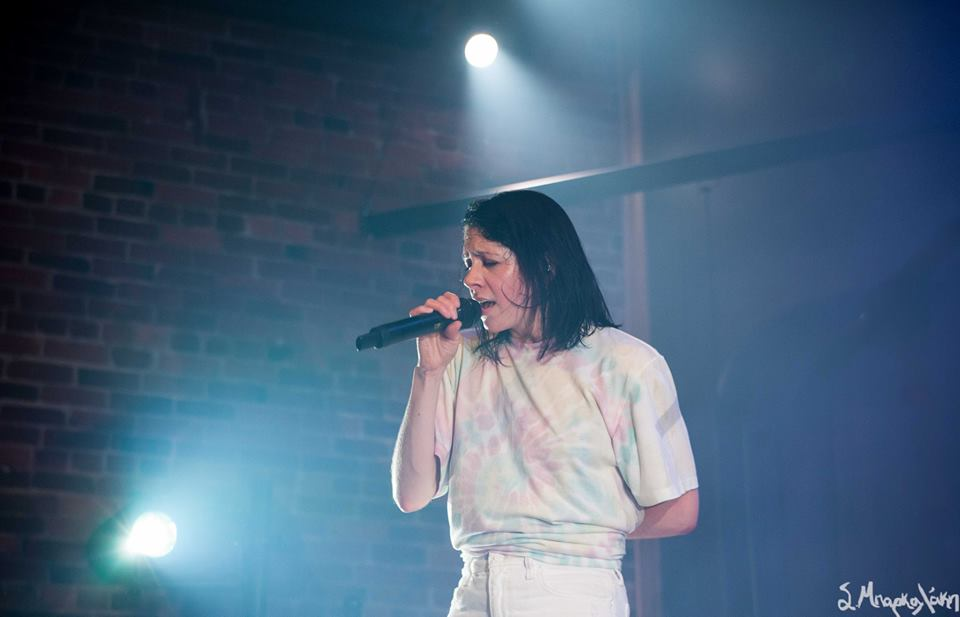 Concert Review: K Flay delivers intense set at Columbia City Theater